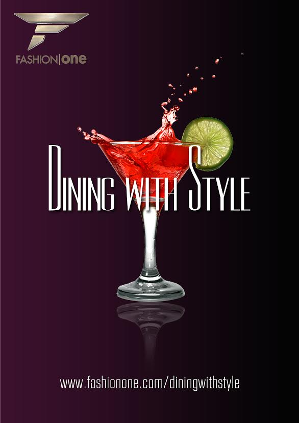 Fashion One Glams Up Your Dish In 'Dining With Style'